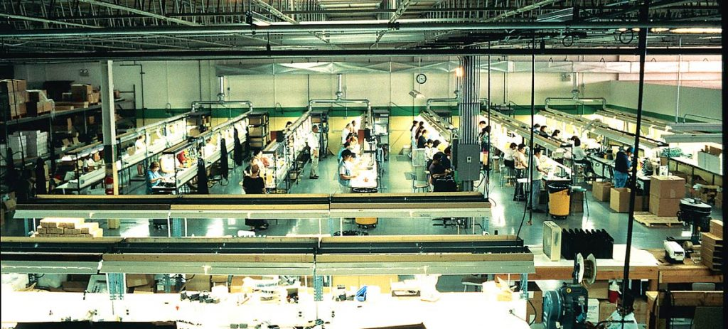 Electronic Production Lines