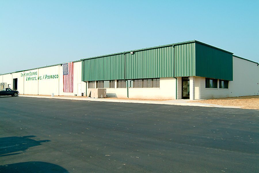 Mirror & Domes Manufacturing Facility
