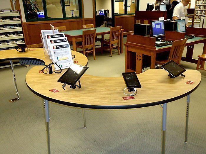 Vantage II Tablet Security