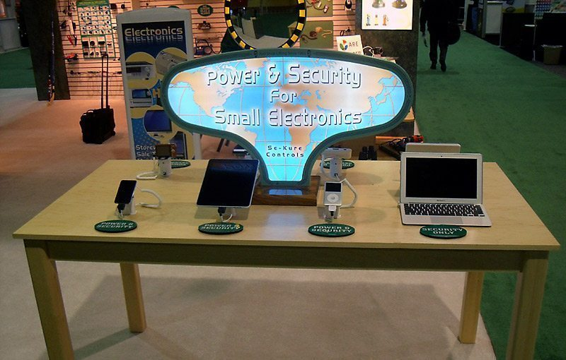 Small Electronics Security