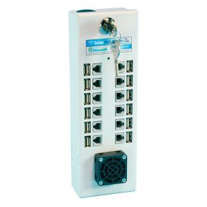 12 Port Alarm w/ USB Power
