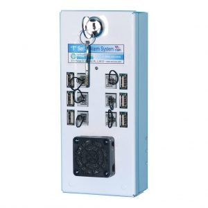 6 Port Alarm w/USB Power