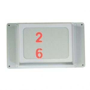 Fitting Room Annunciator – Receiver