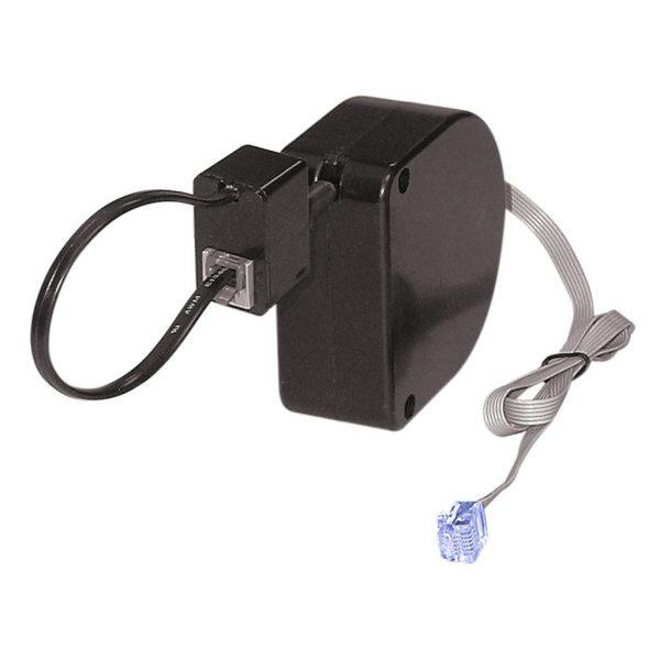 "Electronic ""D"" Recoiler with Collar Lasso Sensor"