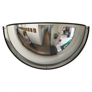 Omni-View Mirrored Half Dome, 18″