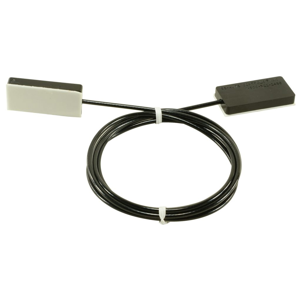 5′ Straight Cable w/2 Rectangular Plugs