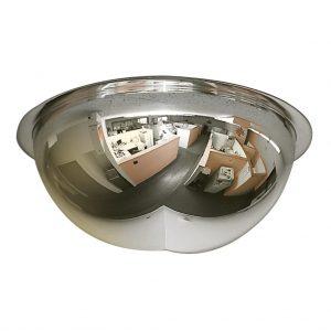 Omni-View Mirrored 3/4 Dome, 18″