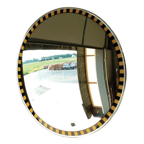 Safety Border Convex Mirrors