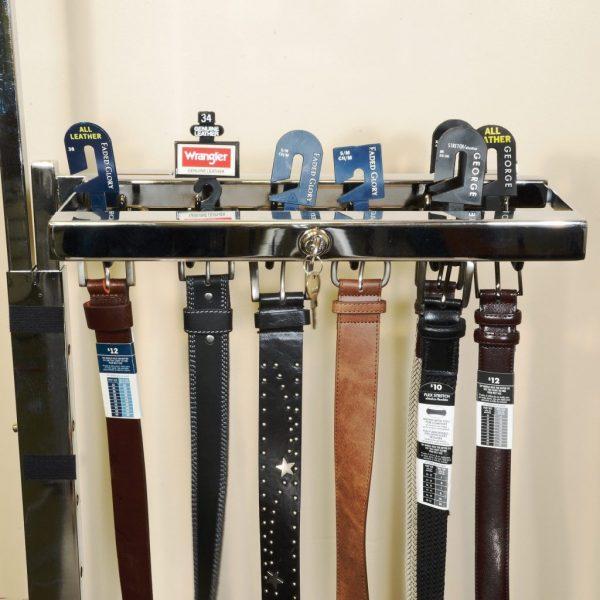 Belt Lock Security