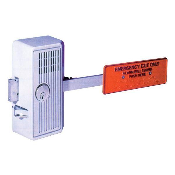 Clapper Plate Exit Door Alarm