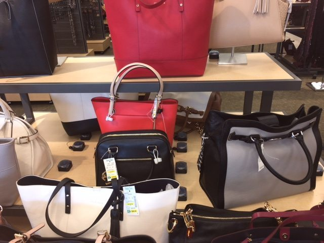 MicroMini Alarm protecting handbags