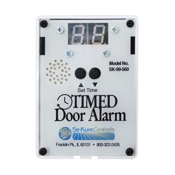 Timed Door Alarm