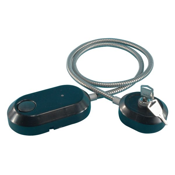 Armored Cable Alarm with Key